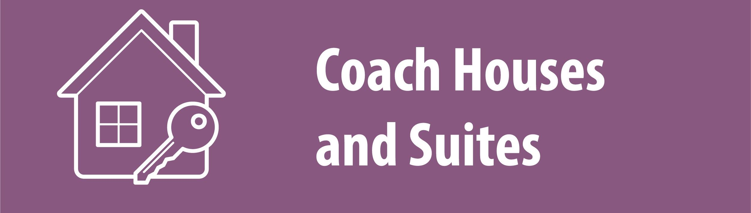 Coach Houses Banner