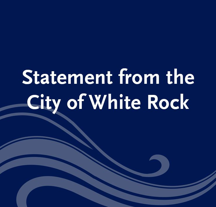 Statement from the City