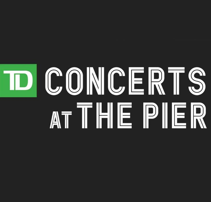 TD Concerts at the Pier logo