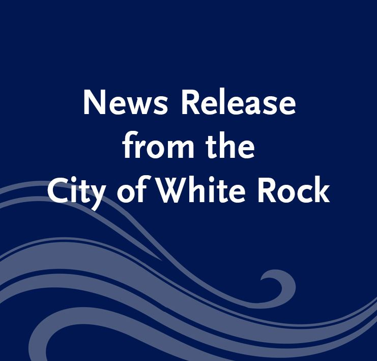 News Release from City of White Rock Image
