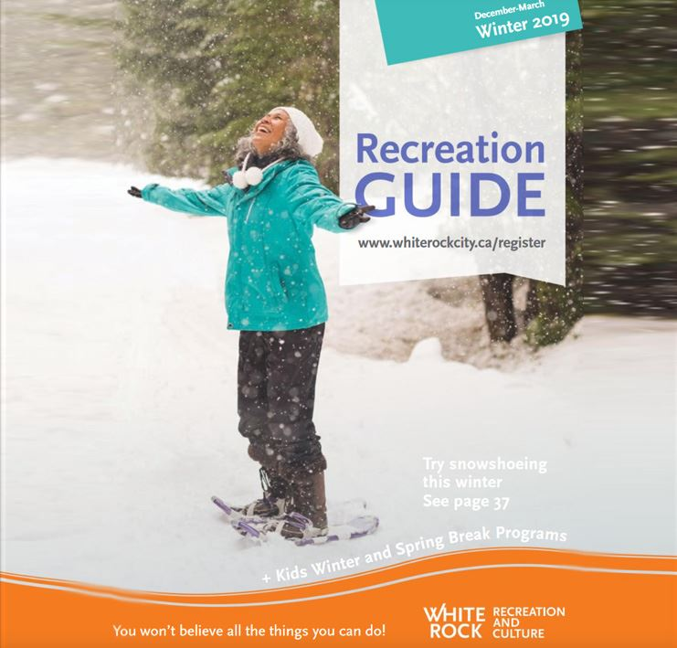 Winter 2018 Recreation and Culture Guide