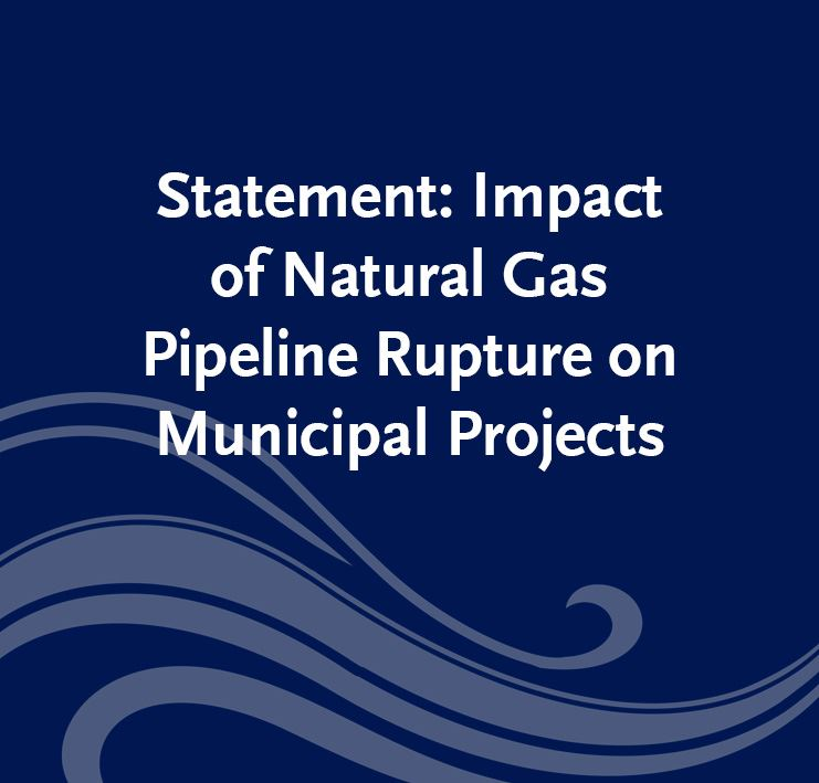 Statement: Impact-of-Natural-Gas-Pipeline-Rupture