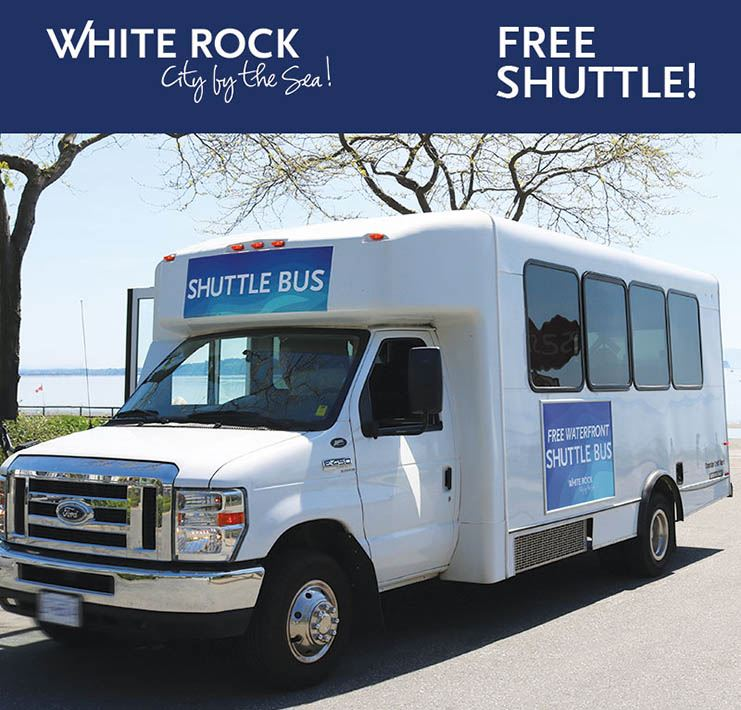 Free Waterfront Shuttle Bus