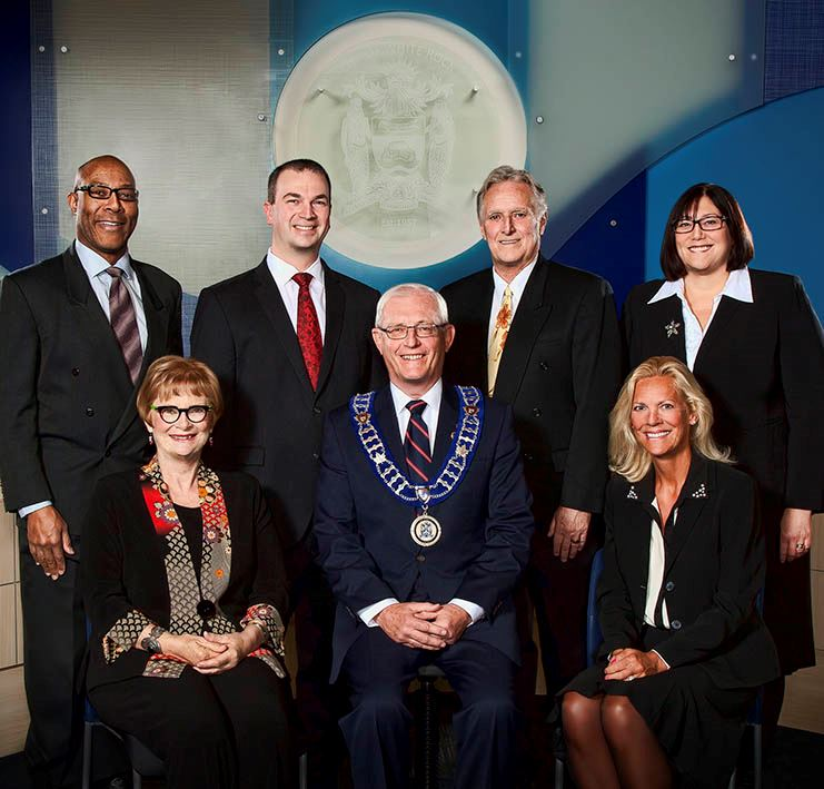 White Rock's Mayor and Council for the 2014-2018 term
