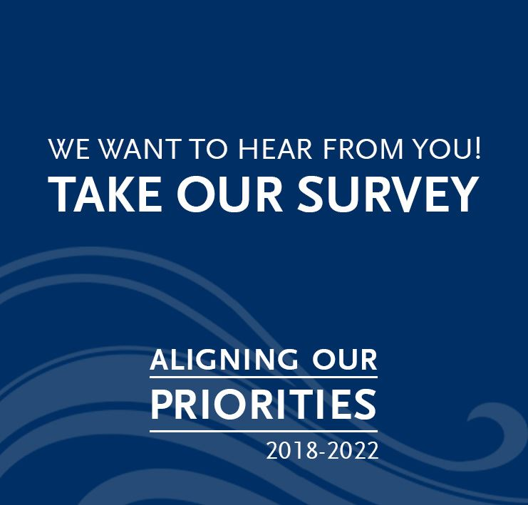 Survey - Aligning our priorities