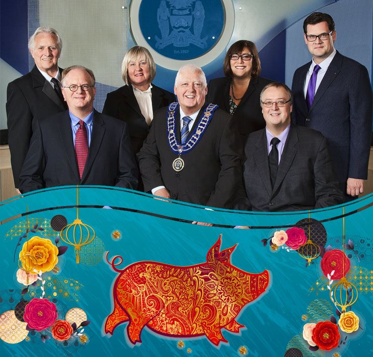 Message from Mayor and Council - Lunar New Year