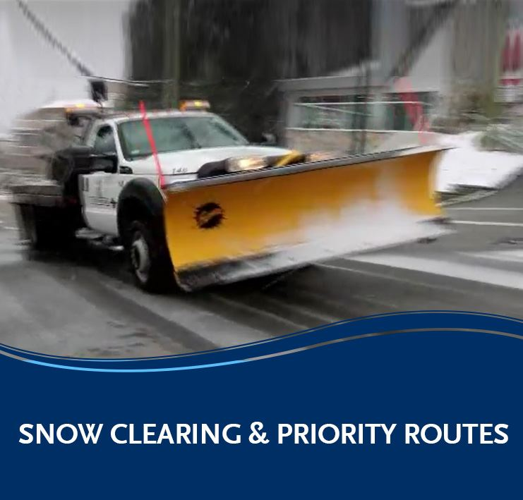 White Rock snow clearing and priority routes