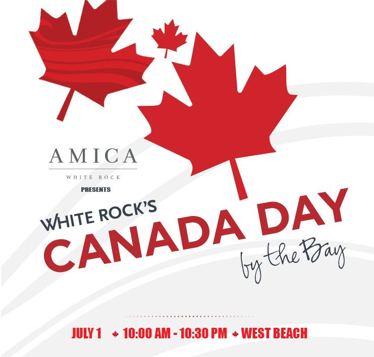 Canada Day by the Bay 2019