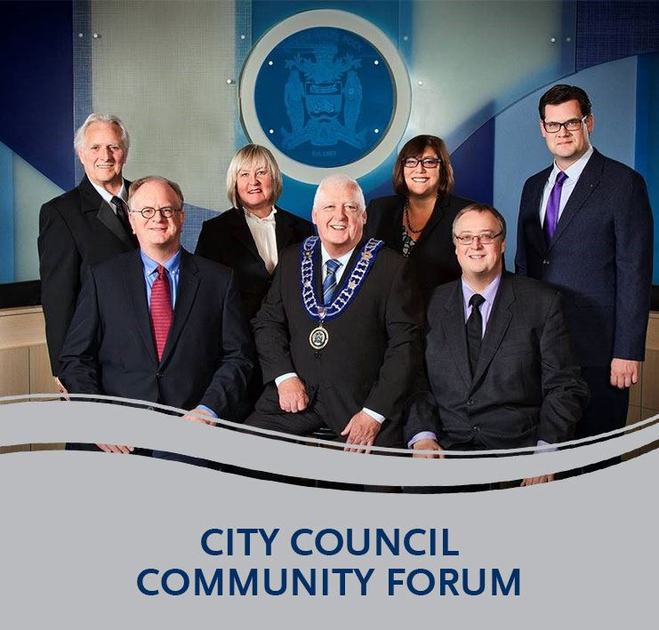 City Council Community Forum