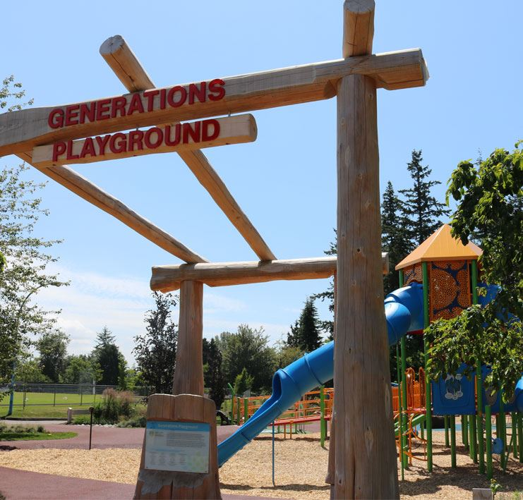 Generations Playground is now reopened