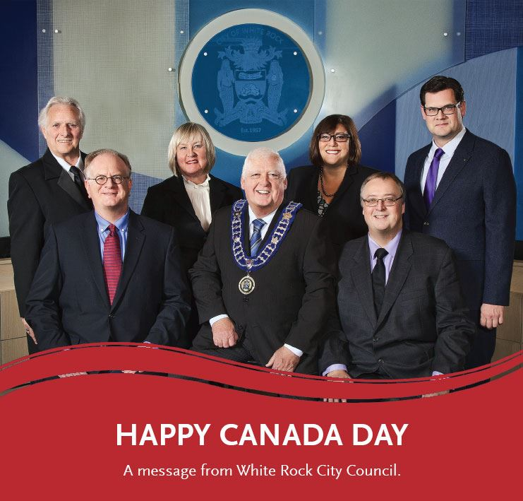 Canada Day message from Mayor and Council