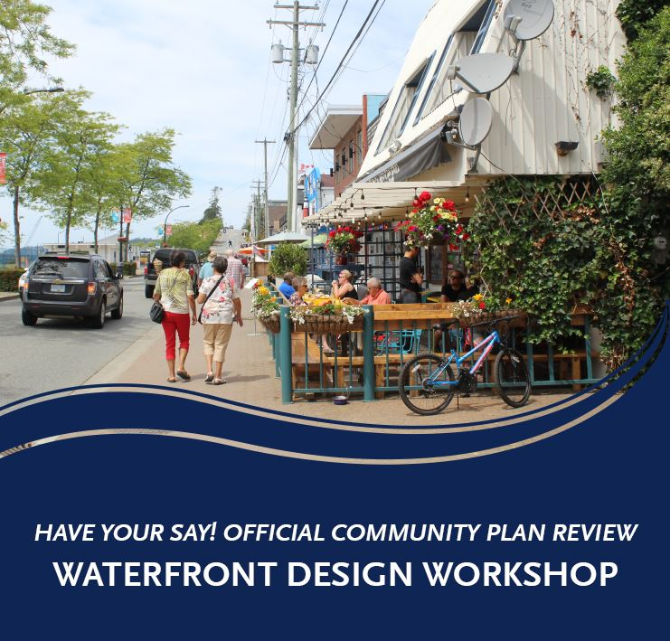 Official Community Plan Review - Waterfront Workshop