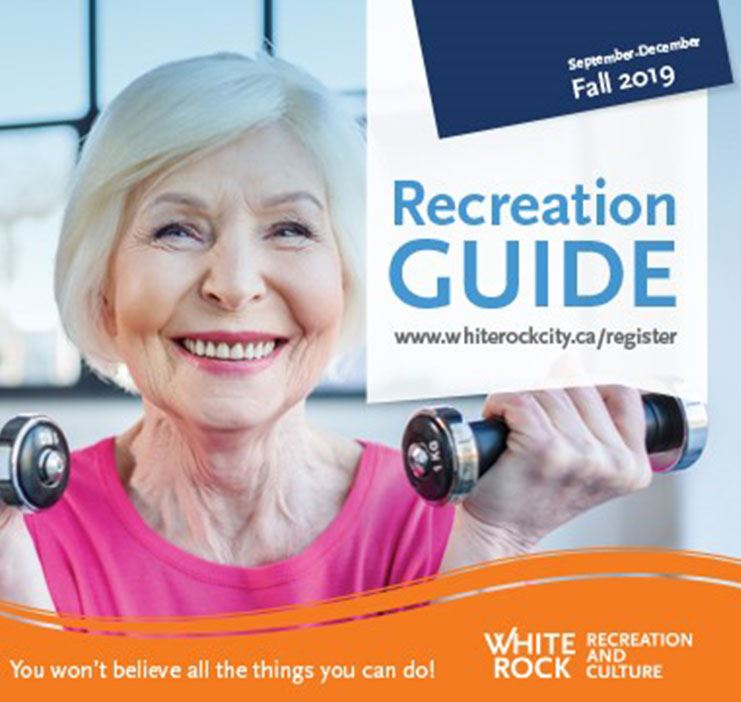 2019 Fall Recreation Guide