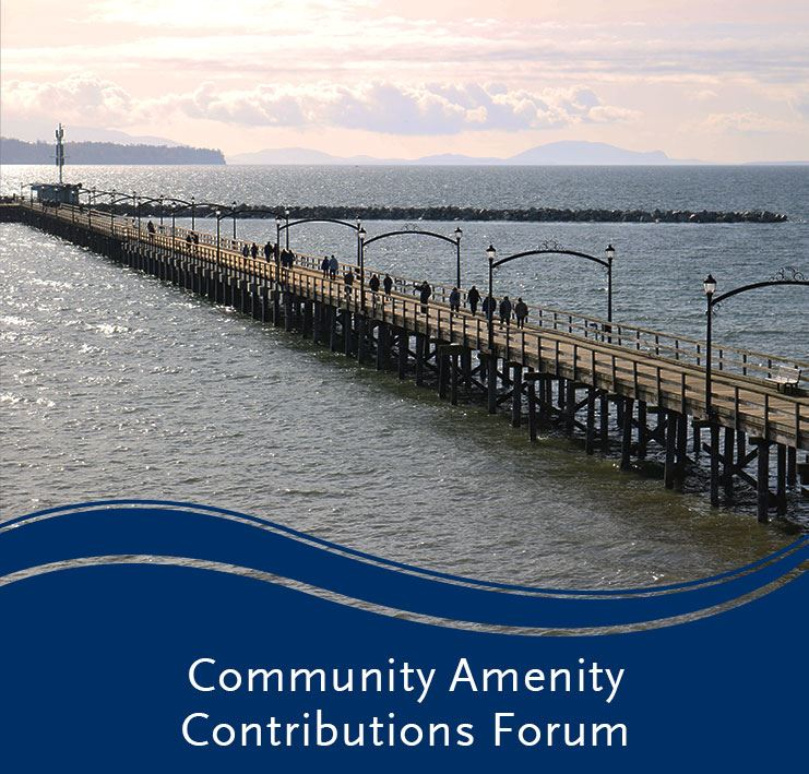 City Council Community Forum - Community Amenity Contributions - White Rock Pier