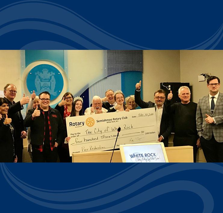 City-of-White-Rock-receives-cheque-donation-from-Friends-of-the-Pier