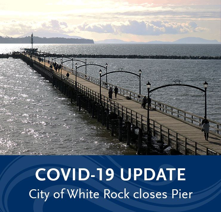 COVID19 Update - City Council votes to close Pier