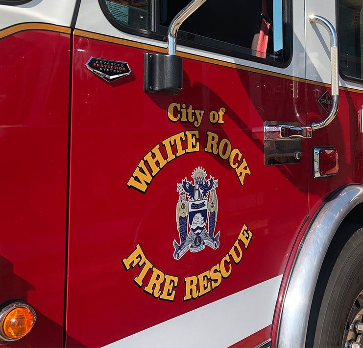 White Rock Fire Rescue