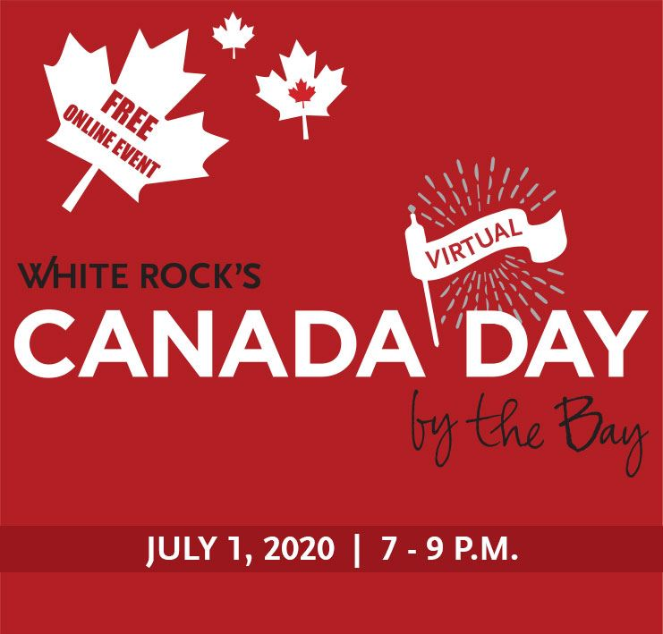 Virtual Canada Day by the Bay 2020