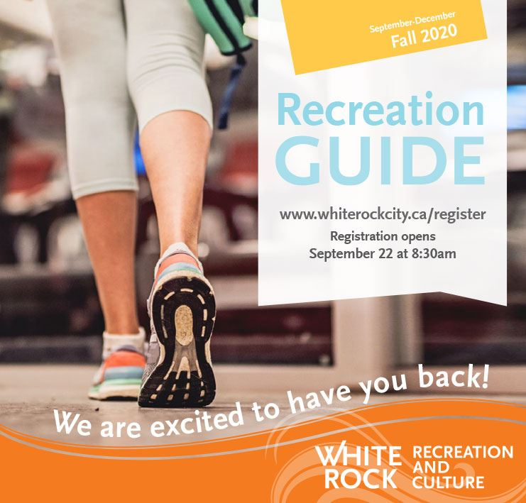 Fall Recreation Guide 2020