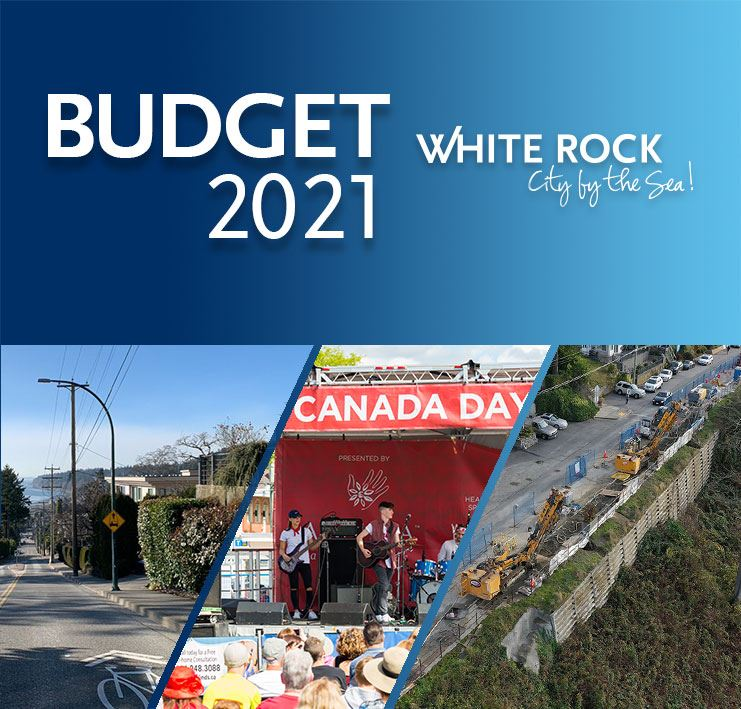 City of White Rock Budget 2021