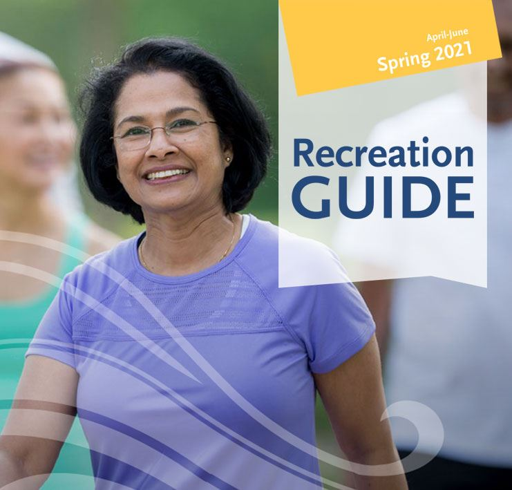 2021 Spring Recreation in White Rock