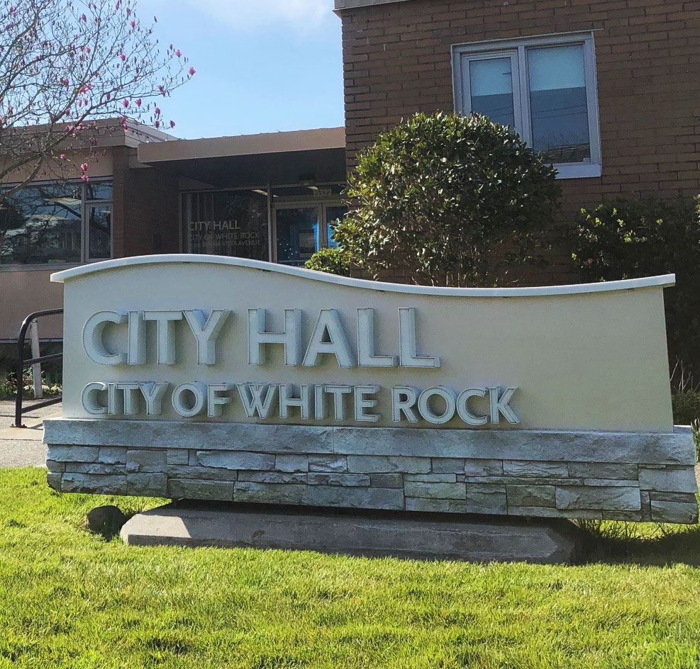 White Rock City Hall